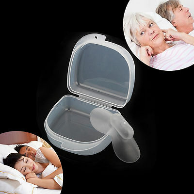 Good Morning Sleep Solution Stop Snoring  Anti Snore Tongue Retention Device