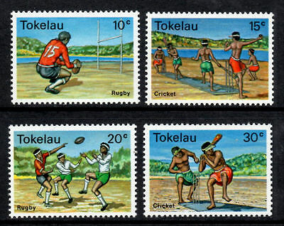 Tokelau 1979 Local Sports  MNH
