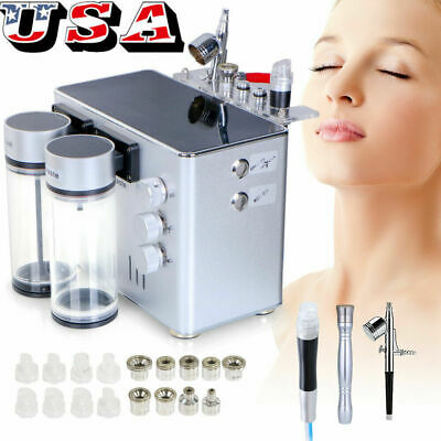 2in1 Hydra Dermabrasion Water Peeling Hydro Facial Skin Care Beauty Machine Spa