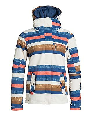NEW ROXY™  Womens Jetty 3N1 10K Snow Jacket Womens Snowboarding Ski