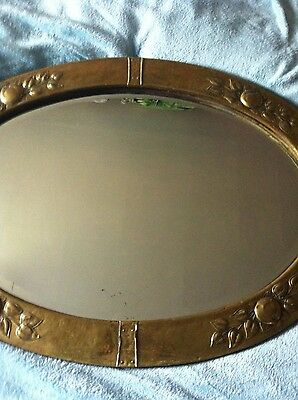 Large Arts and Crafts Mirror