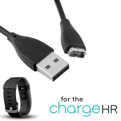 Replacement USB Power Charger Cable For Activity FitBit Charge HR Bracelet