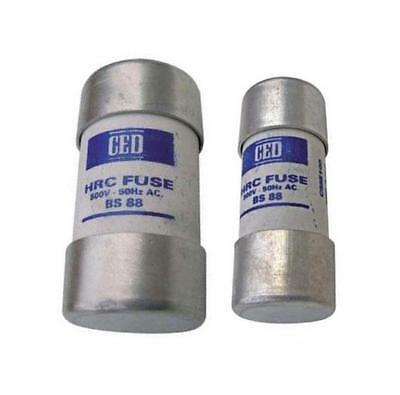 60A 80A 100A House Fuse Mains Service Cut Out Fuses 415 Volts Small & Large