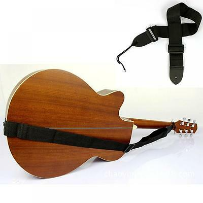 Acoustic Electric Bass Belt Adjustable Guitar Strap Nylon