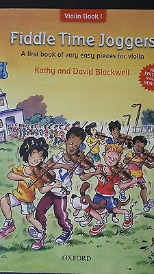 Fiddle Time Joggers Kathy & David Blackwell