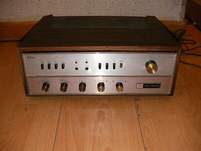 Fisher Tx 1000 Stereo Solid State Integrated Vintage Amp