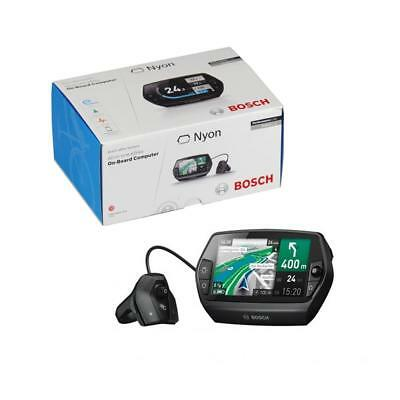 kit nyon 8gb con unit? comando ebike active performance nero antracite BOSCH Sch