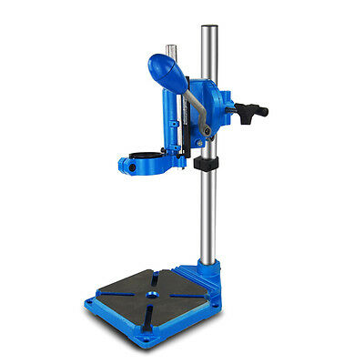 Heavy Duty Drill Stand with Cast Iron Base & 90 Degree Rotation - HD-985DS