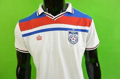 Admiral ENGLAND 1966 vs. WEST GERMANY Home Football Shirt SIZE S-M (adults)