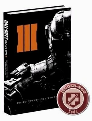 Call of Duty: Black Ops III Official Strategy Guide by Prima Games : WH3 : NEW