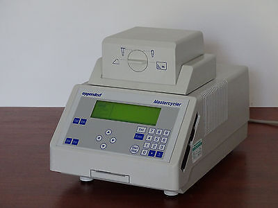 TESTED Eppendorf Mastercycler 5333 PCR Thermal Cycler / €500 Net