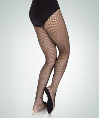 5eace108a10ee NEW BODY WRAPPERS Professional Backseam Convertible Foot Tights ...