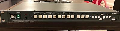 Kramer Electronics VP-728 9-Input ProScale Presentation Scaler/Switcher