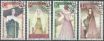 Timbres Liechtenstein 812/5 o lot 6507