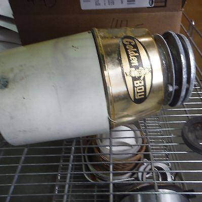 "Bus Boy ""Golden Boy"" P/N GB559 1/2HP Garbage Disposal, Commercial 115V 7.2Amp"