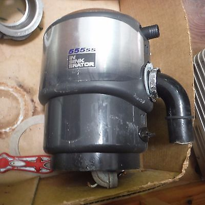 ISE 3/4HP Garbage Disposal, Commercial 8.1Amp 120V 60Hz 1 Ph In-Sink-Erator SALE