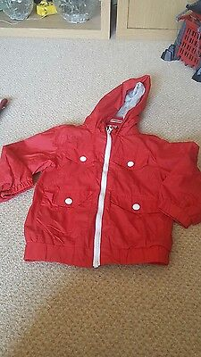 Boys jacket age 18-24 months from George