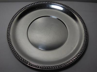 Black, Starr and Gorham Antique Sterling Silver Plate - 10.25 inches