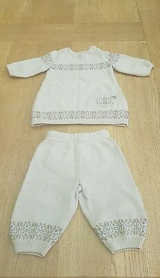 Lovely Mothercare Newborn New Baby Outfit Set