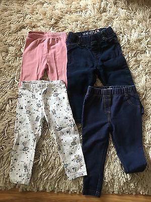 baby girl trousers 12-18 months