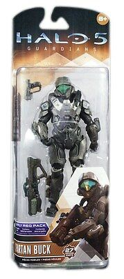 McFarlane toys, Halo 5: Guardians, Spartan Buck action Figure, New and Sealed
