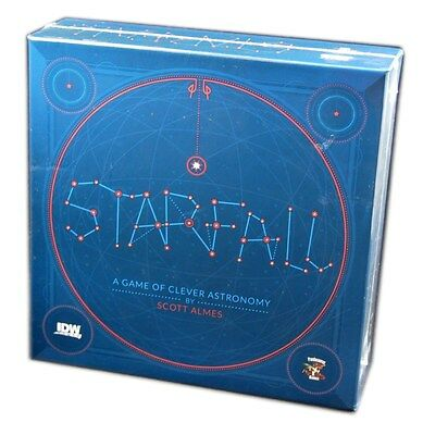 IDW Games, Starfall board game Game, New & Sealed