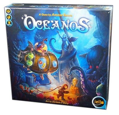 Iello games, Oceanos Board Game, New and Sealed