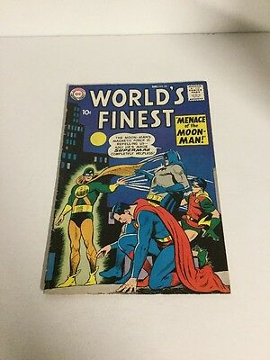 Worlds Finest Fn Fine 6.0 Dc Comics Silver Age