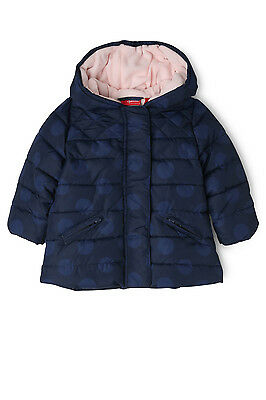 NEW Sprout Puffa Jacket Navy