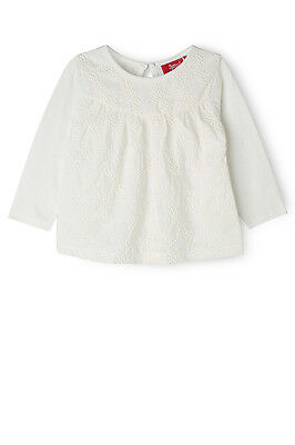 NEW Sprout Woven Front Top Vanilla