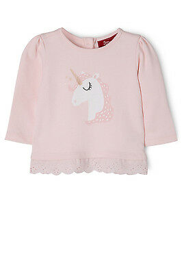 NEW Sprout Peplum Top Lt Pink