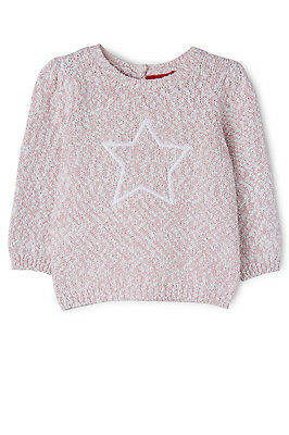 NEW Sprout Knit Jumper Mauve