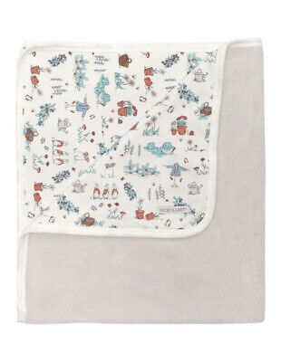 NEW Peter Rabbit Unisex blanket White