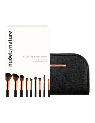 NEW Nude By Nature Ultimate Brush Set