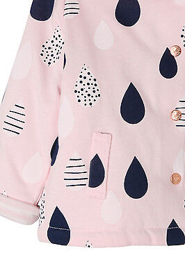 NEW Sprout Jersey Jacket Lt Pink