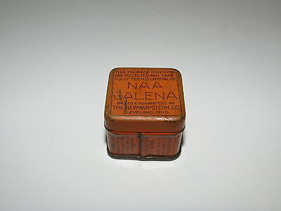 * Vintage Naa Galena Advertising Tin *
