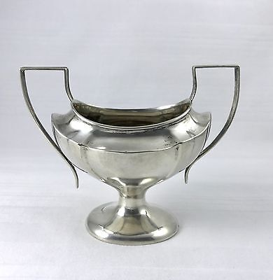 Antique Sterling Silver Sugar Bowl By Unger Bros