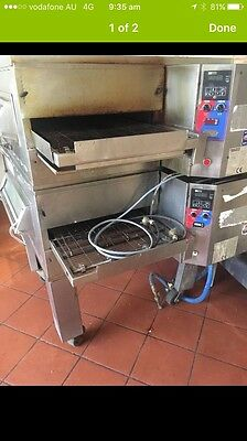 conveyor oven pizza