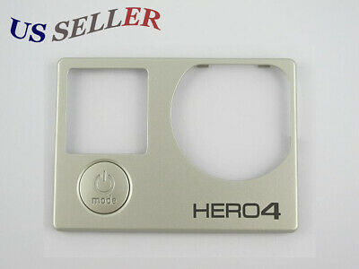 New Faceplate Repair Parts Replacement Front Cover Frame for GoPro Hero 4 Camera