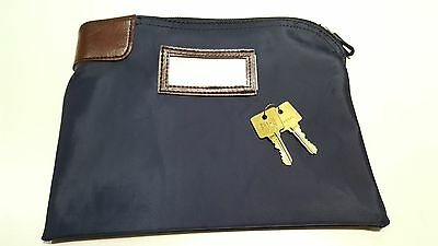 MMF Industries Seven-Pin Security/Night Deposit Bag with 2 Keys