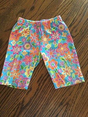 Hanna Andersson Baby Girl Capri Size 80 Size 18-24 Months