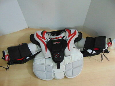 Hockey Goalie Ice Junior Small Vaughn Epic 8404 Chest Shoulder Protector