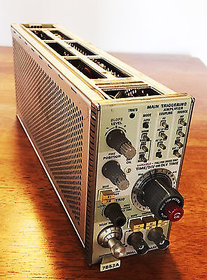 Tektronix 7B53A Plug-In - Mixed Sweep Dual Time Base 100 MHz 7900 Oscilloscope