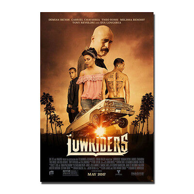 Lowriders Hot Movie Art Silk Poster Print 13x20 24x36 inches