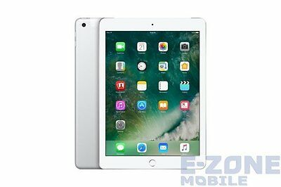 "Apple  iPad (2017) WiFi Silver  9.7"" 32GB  Unlocked Tablet"