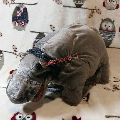 NCIS Bert the Farting Hippo Plush Toy NEW in Sealed Bag Dolls Gift Prop