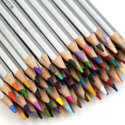 Artist 12/24Colors Professional Drawing Pencils for Writing Sketching Pencil Set