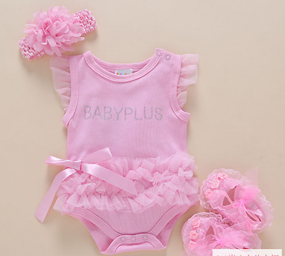 Reborn Baby Girl Clothes for 20''-22'' Newborn Baby Girl Clothes Size 0-3 Months