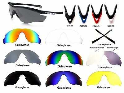 Galaxy Replacement Lenses For Oakley M2 Frame XL Sunglasses Multi-Selection