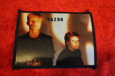 Yazoo  Patch From Early 80's - Never Used Old Stock. Rare!